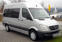 Bus Mercedes Sprinter 213