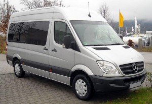 Bus Mercedes Sprinter 213 — 8+1