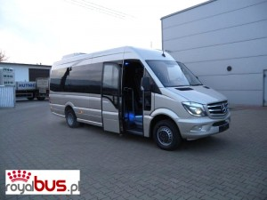 Bus Mercedes Sprinter — 21+1