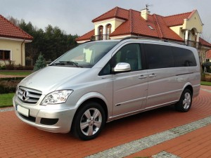 Bus Mercedes Viano — 7+1