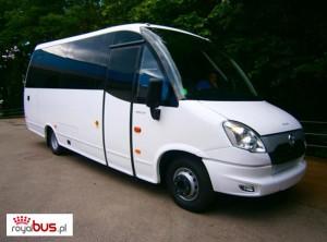 Autobus klasy midi Iveco Wing